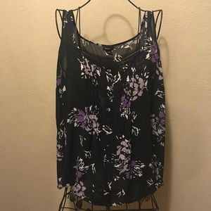 🎉Torrid tank top blouse size 1X cute look🎉